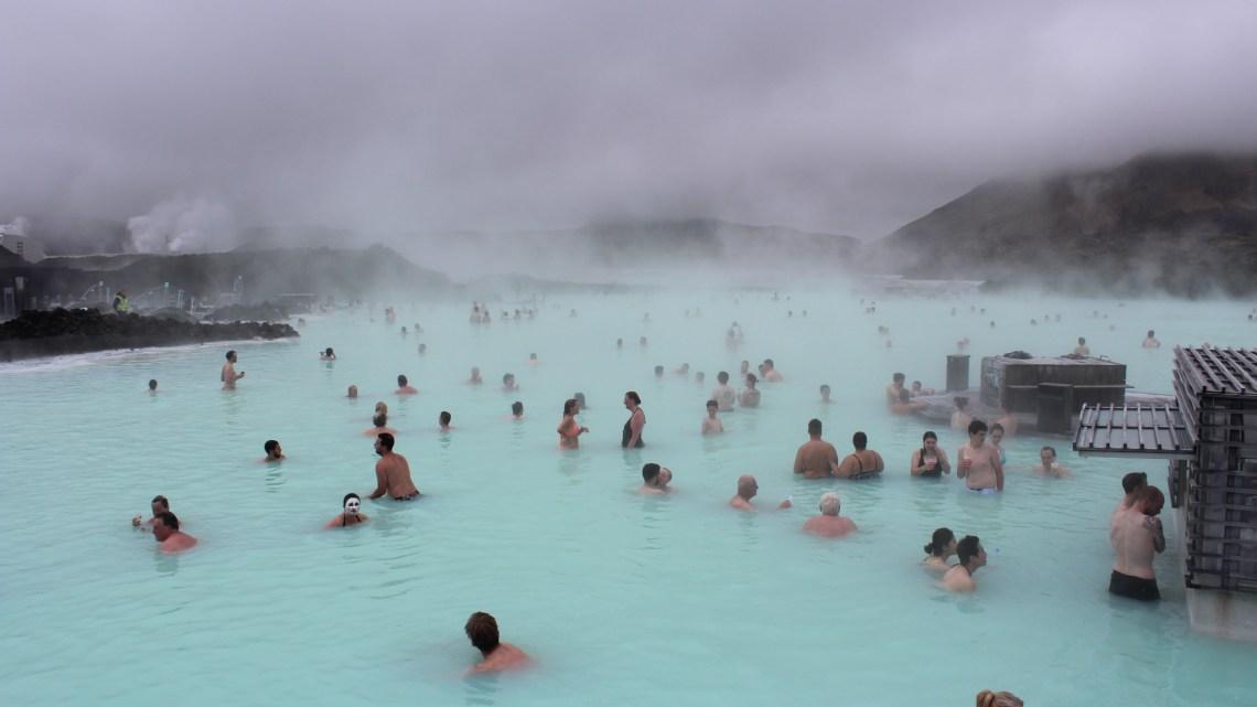 Blue Lagoon (Bláa lónið)..une expérience insolite…18.06.2015