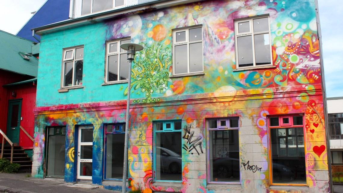 Reykjavik…capitale nature et colorée…26.06.2015