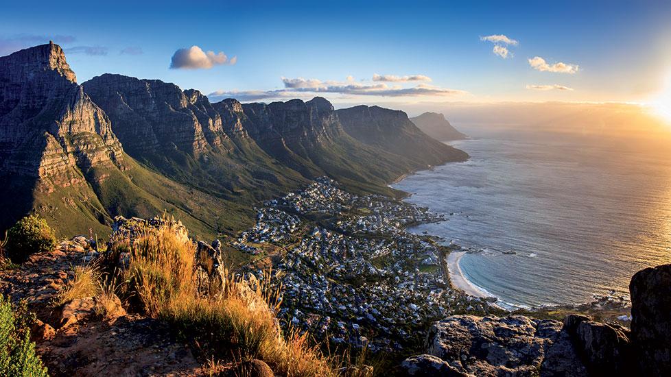 L'Afrique du Sud en septembre