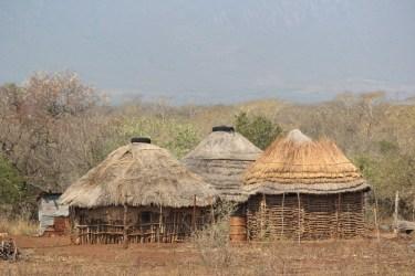 huttes traditionnelles…réelles