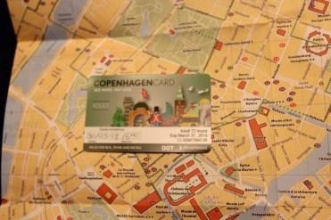 La Copenhague Card...super utile