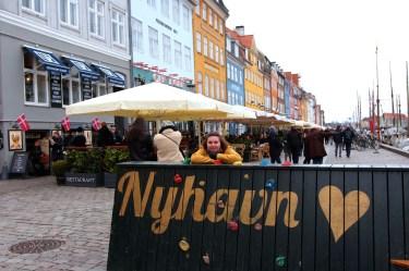 Nyhavn, le fameux quartier des maisons colorées