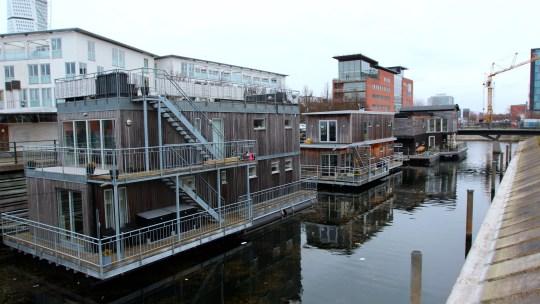 Malmö BO01..cité écologique du futur