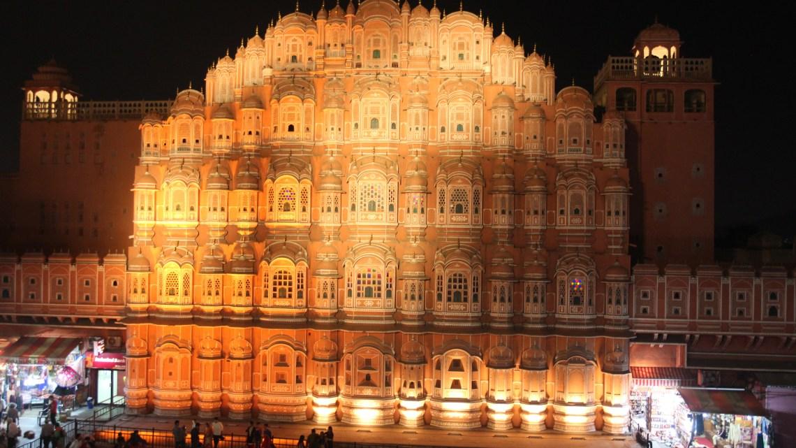 Jaipur …la ville rose du Rajasthan