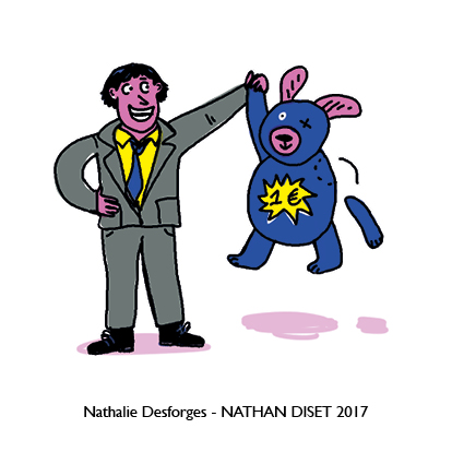 Nathalie Desforges jeu de cartes orthographe - Nathan Diset12