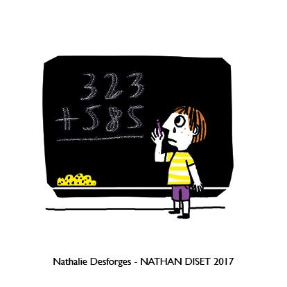 Nathalie Desforges jeu de cartes orthographe - Nathan Diset24