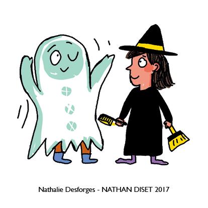 Nathalie Desforges jeu de cartes orthographe - Nathan Diset58