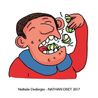 Nathalie Desforges jeu de cartes orthographe - Nathan Diset59
