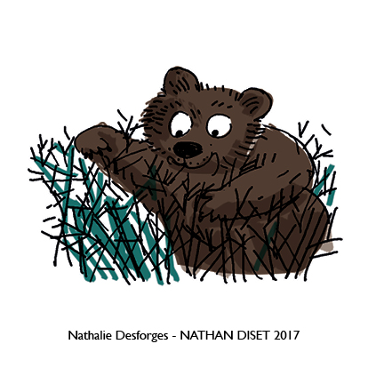 Nathalie Desforges jeu de cartes orthographe - Nathan Diset66