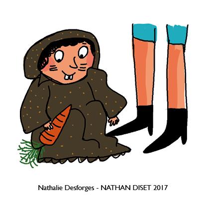 Nathalie Desforges jeu de cartes orthographe - Nathan Diset68