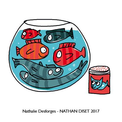 Nathalie Desforges jeu de cartes orthographe - Nathan Diset69