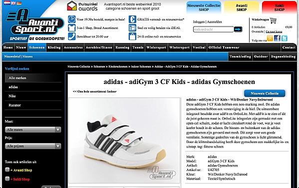 Adygym CFK on the net