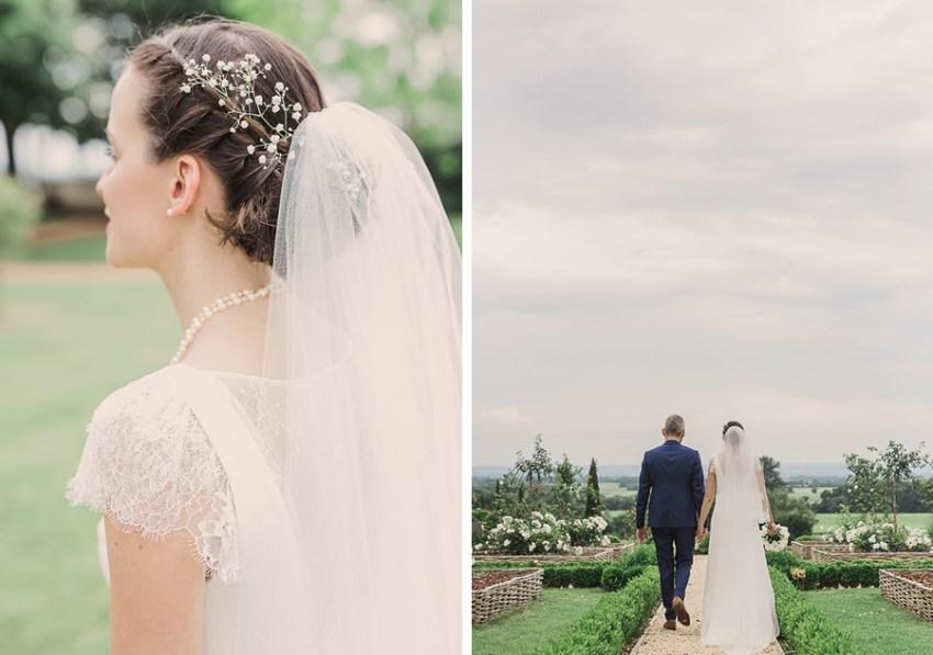 Mariage domaine de la Jarvernière