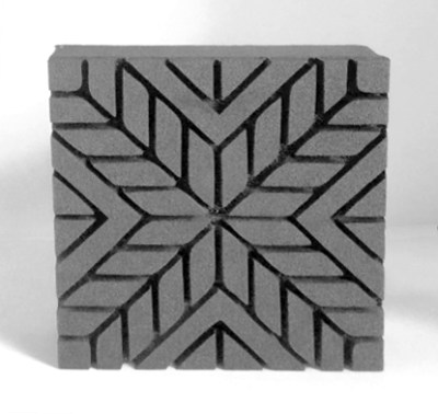 Santiago Foam Stamp product image