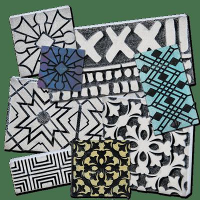 n*Studio Foam Stamps