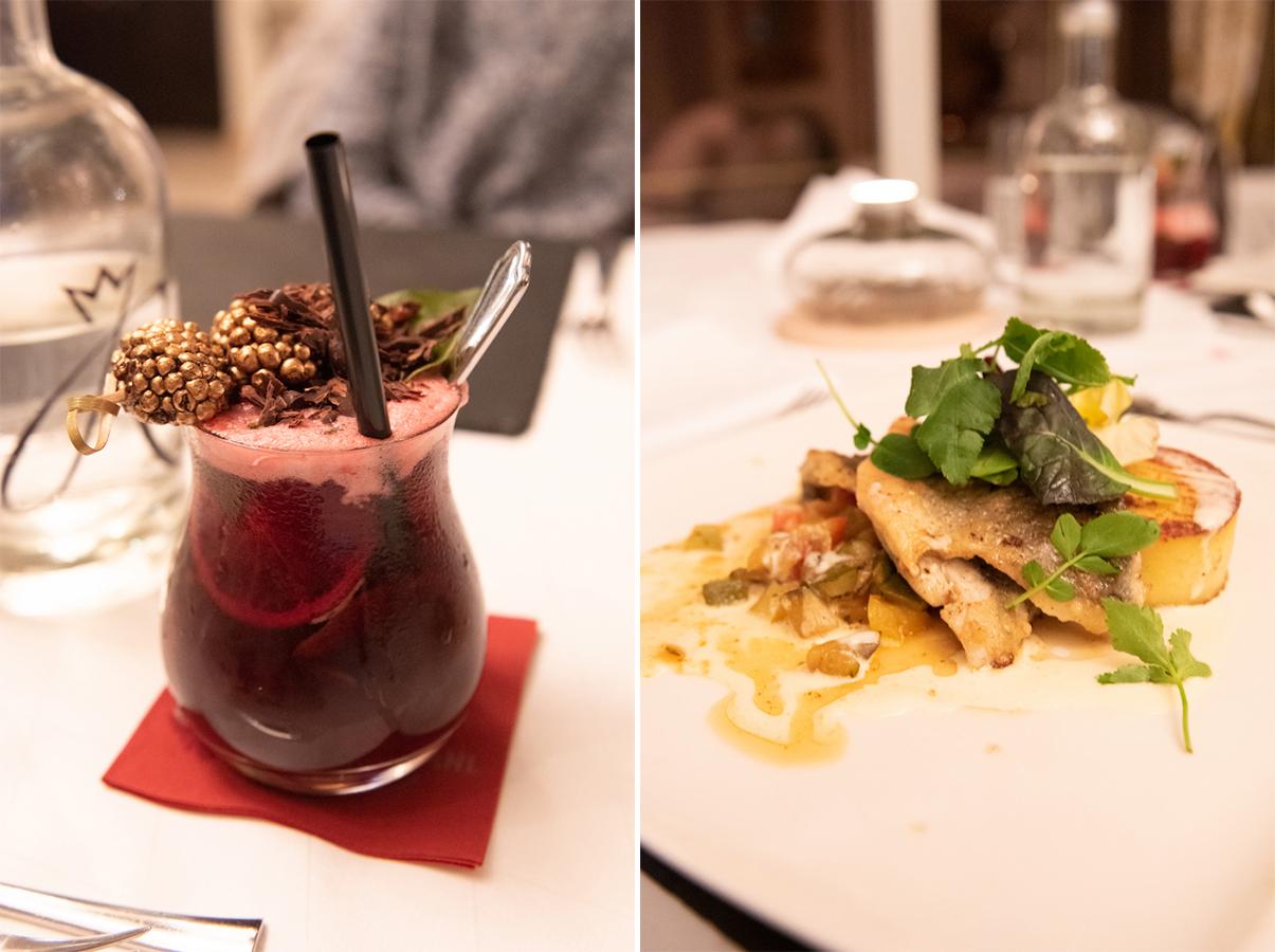 Diner at Louis II