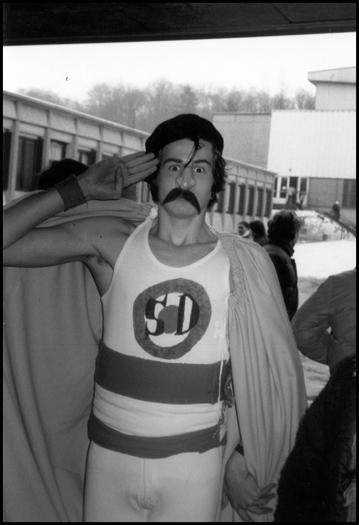 Didier as Super Dupont