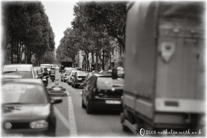 Scooter lane