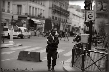 The French popo