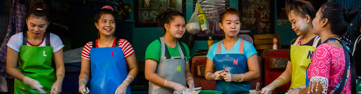 Migrant Workers at Klong Toey Market