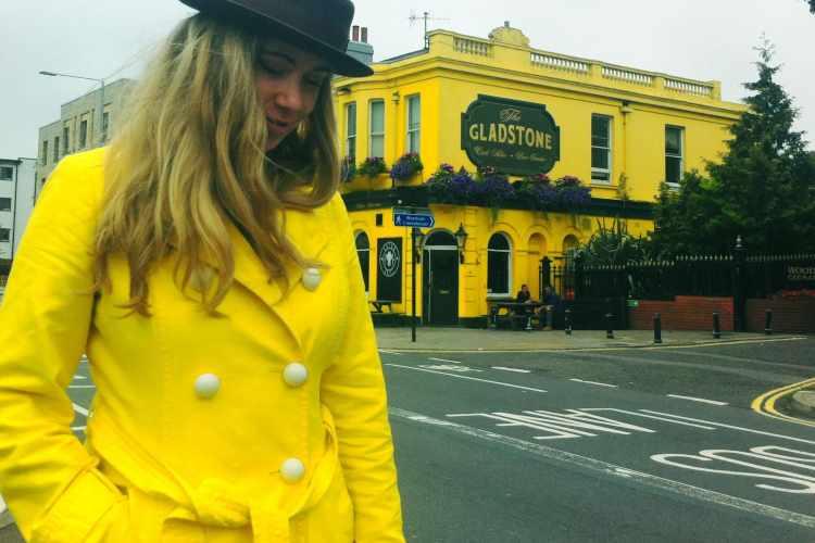 Jessica The Gladstone, Brighton