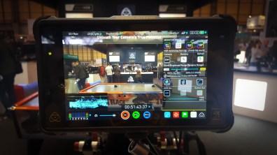 Atomos video equipment