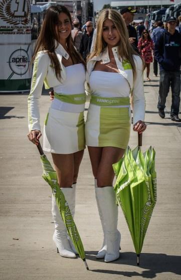 World Superbike Grid Girls