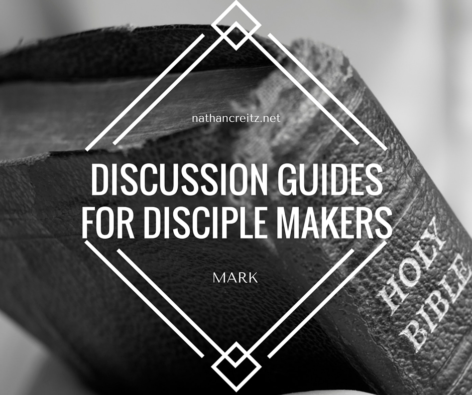 The nature of discipleship in Mark's Gospel Paper