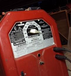 lincoln idealarc welder wiring diagram mig welder wiring for an old lincoln ac 225 welder wiring diagram lincoln 225 arc welder wiring diagram [ 1280 x 960 Pixel ]