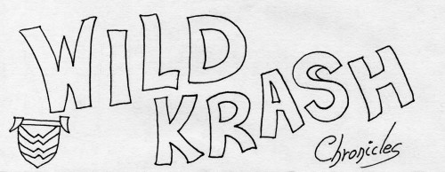 Primera entrega del Webcomic Wild Krash Chronicles Nathandor