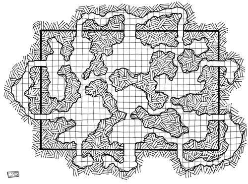 Tercer mapa del #Maptober2020 - Pincha para descargar el PDF