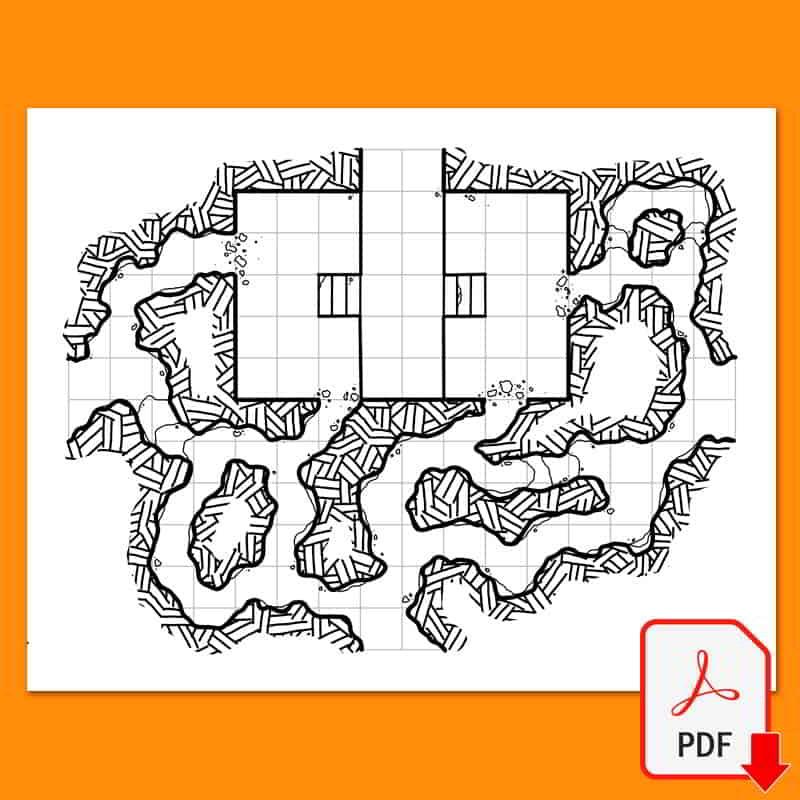 Mapa 09 del Maptober 2021en nathandor.com