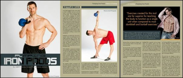 WBFF Fit & Firm Magazine 3