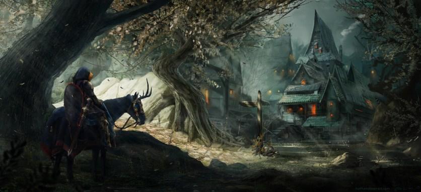 Witchdoctor Village