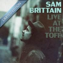 cover_SamBrittainLiveAtTheToff_LimitedEdition