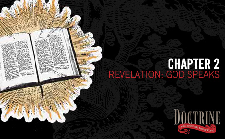 Doctrine: Revelation | Nate Claiborne
