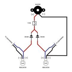 Wiring Diagram For Motorcycle Led Indicators Craftsman Garage Door Opener Sensor Indicator : 35 Images - Diagrams | Creativeand.co