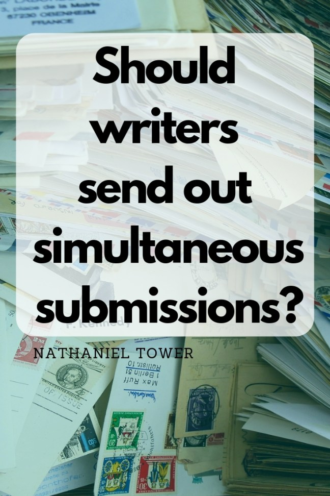 Simultaneous Submissions - What they are and how often to send them