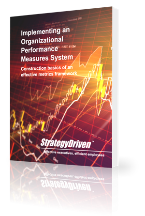 Implementing and Organizational Performance Measures eBook | Digital Products Platform | Nathan Ives