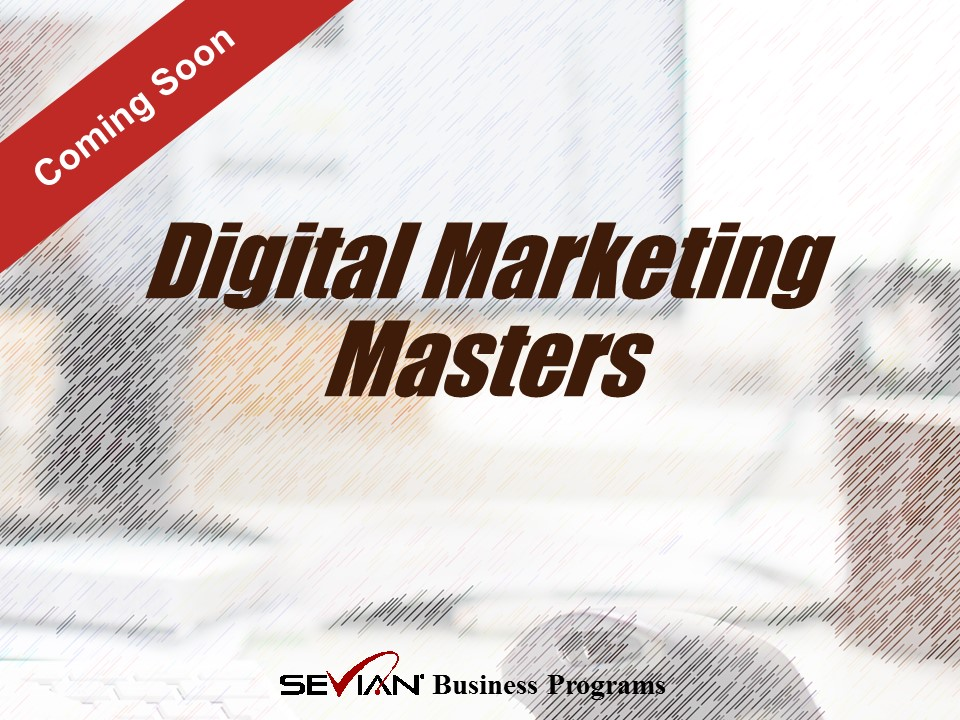 Digital Marketing Masters | Nathan Ives