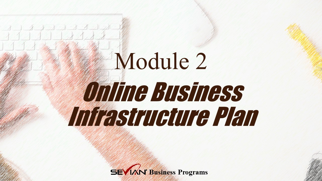 Digital Products Platform - Lesson 1, Module 2: Online Business Infrastructure Plan | Nathan Ives