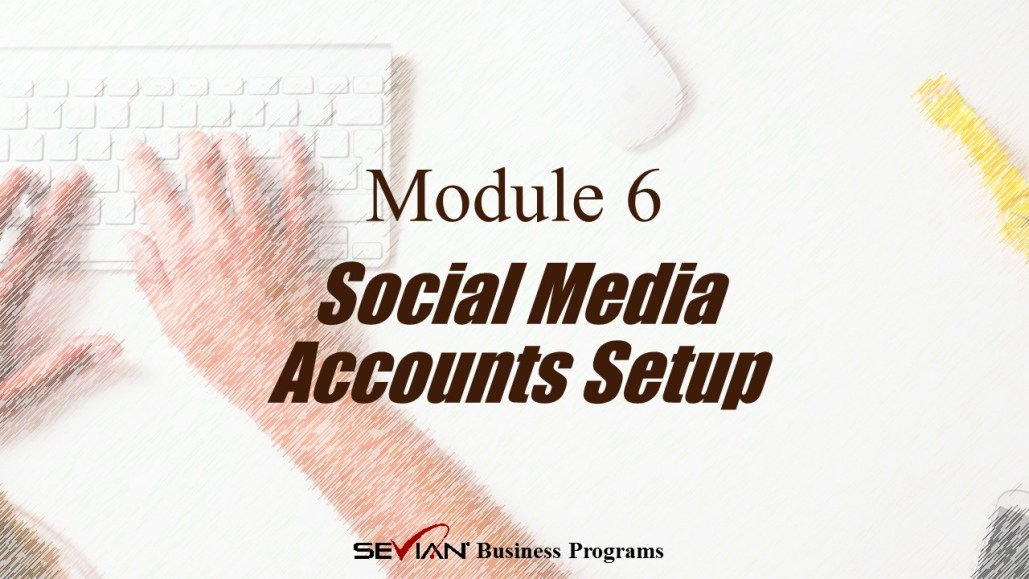 Social Media Accounts Setup, Digital Products Platform, Nathan Ives