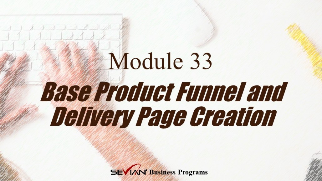Base Product Funnel and Delivery Pages Creation, Digital Products Platform, Nathan Ives