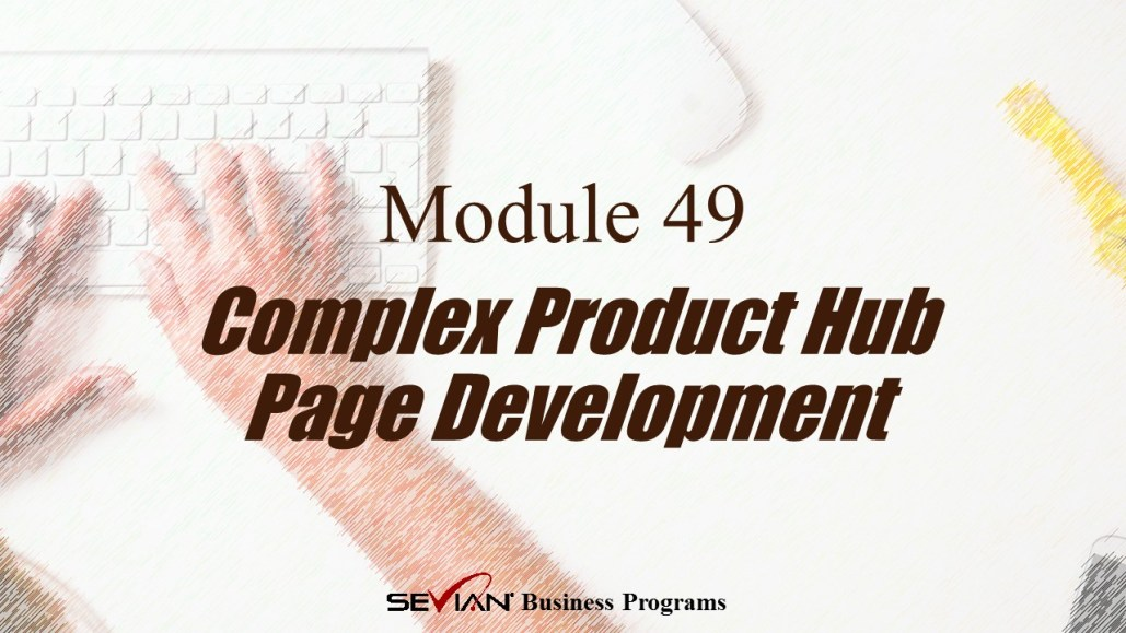 Complex Product Hub Page Development, Digital Products Platform, Nathan Ives