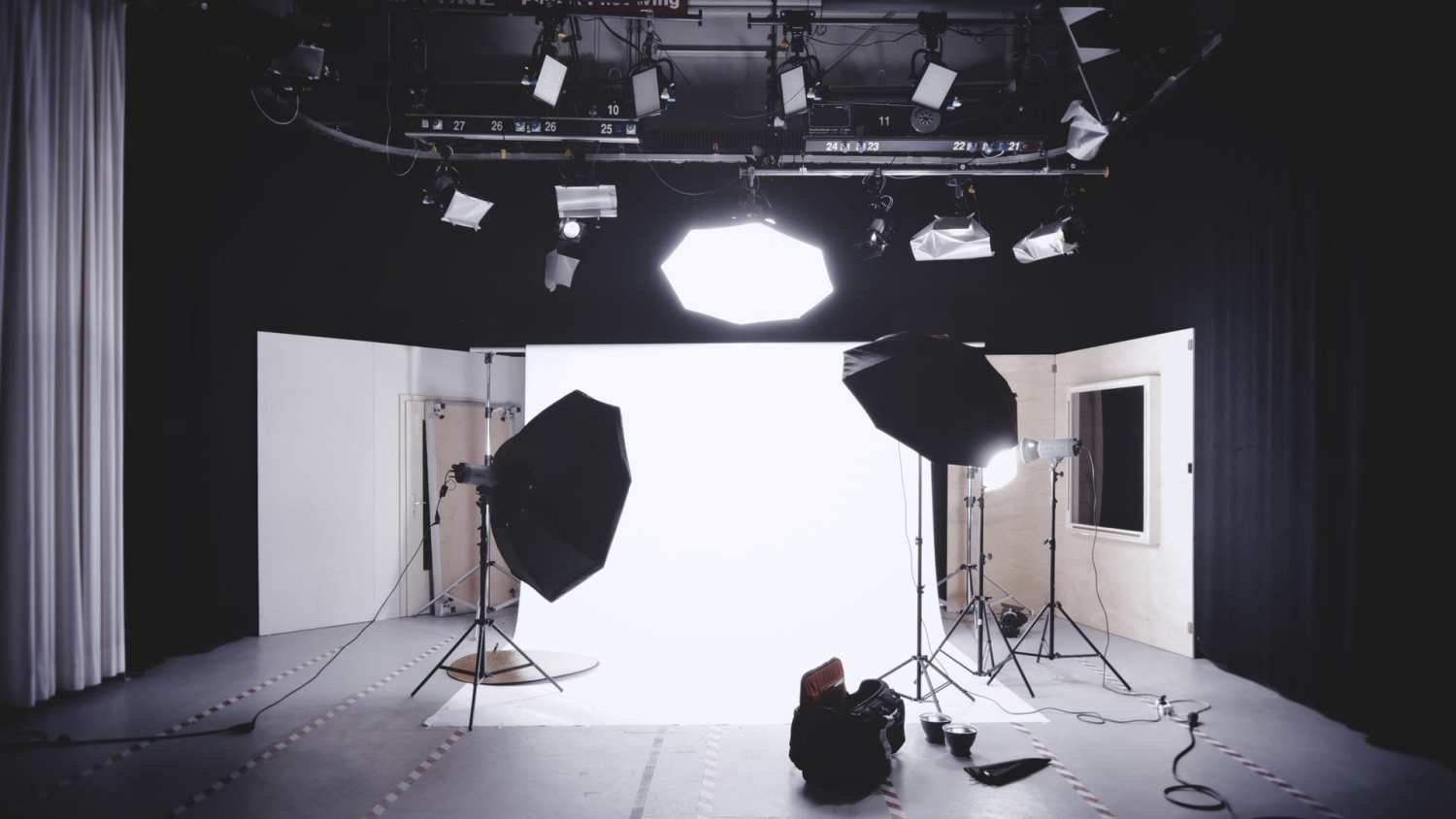 StrategyDriven Online Marketing and Website Development Article, Advice for Setting Up Your Home or Mobile Video Studio