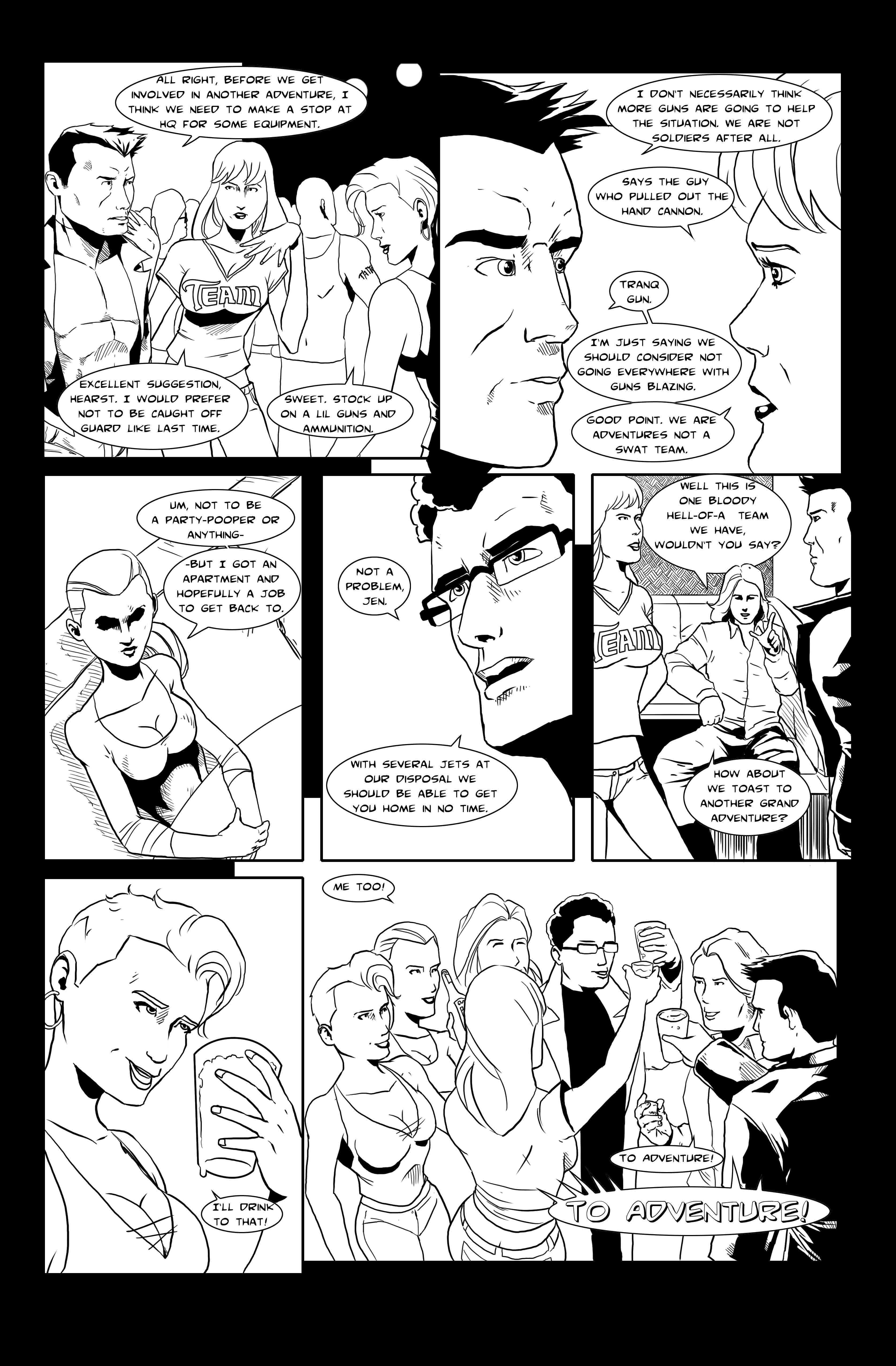 Let's Just Be Foes (issue 2, page 5)