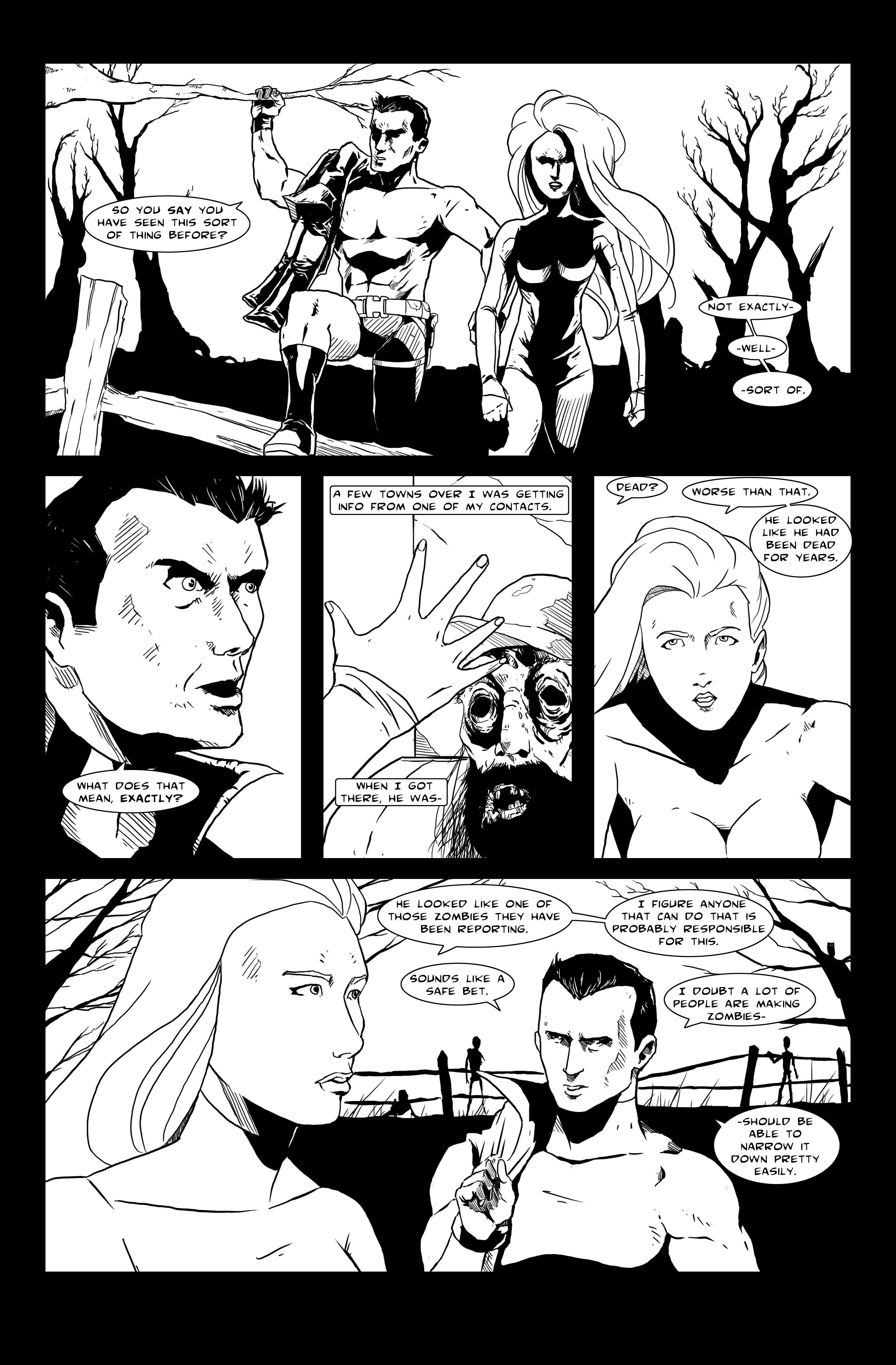 Let's Just Be Foes (issue 2, page 11)