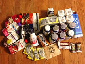 Fuel for 24 Hour Ultra Marathon