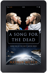 A Song for the Dead on Amazon Kindle Fire Tablet