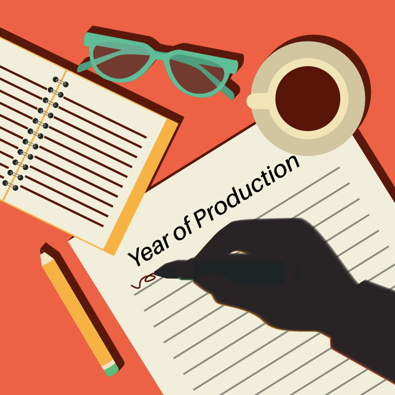 The Year of Production